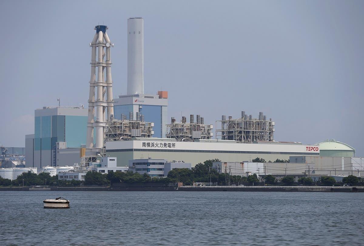 TEPCO's South Yokohama Thermal Power Station and J-Power's Isogo Thermal Power Station are seen in Yokohama, Japan. (Reuters)