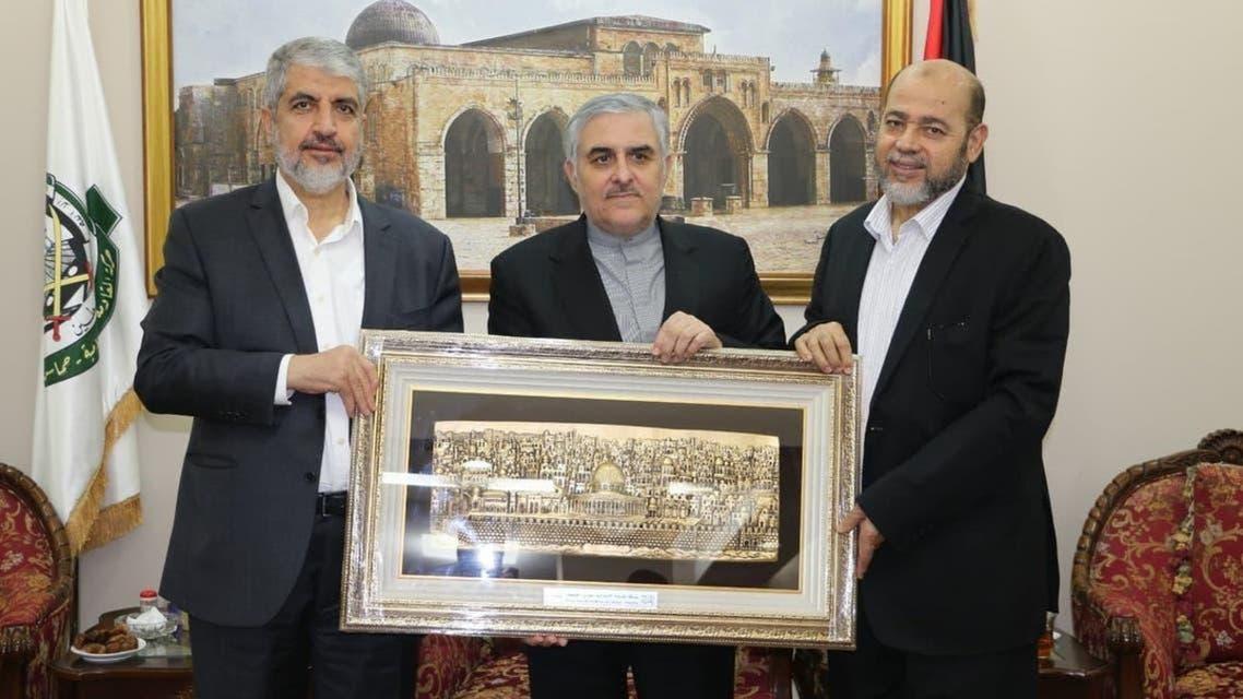 Hamas and Iran