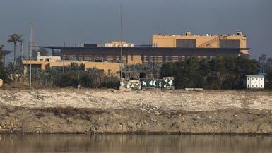 هجوم يستهدف سفارة أميركا ببغداد.. والتصدي لمسيرة بسوريا