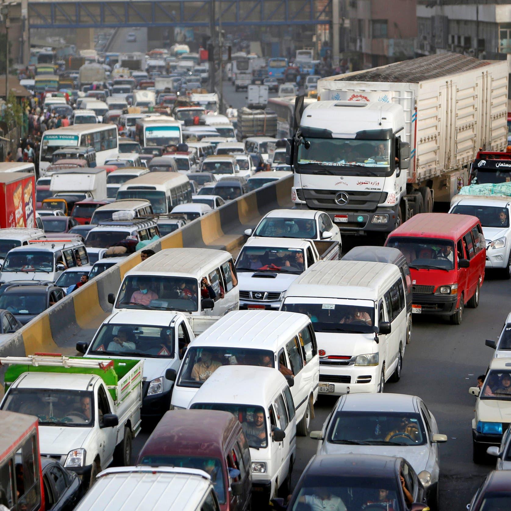 مبيعات السيارات في مصرتقفز 48% لـ161 ألف سيارة خلال 7 أشهر