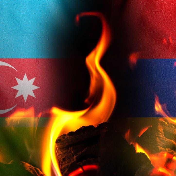 خارجية كاراباخ للعربية: وقف النار شرطنا الوحيد قبل أي حوار