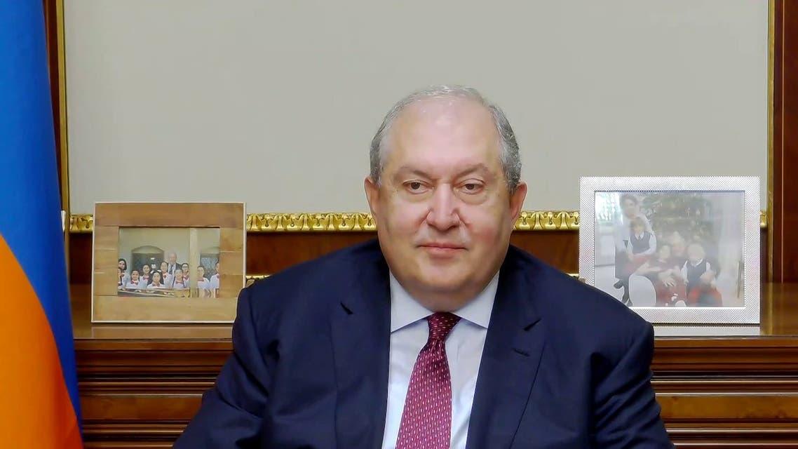 رئيس أرمينيا
