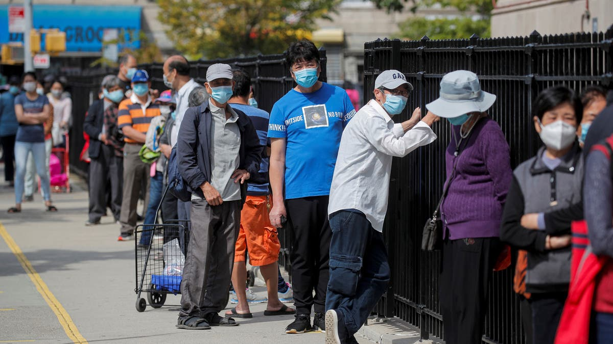 COVID-19 in US: Positive coronavirus tests rising in New York, says Governor thumbnail