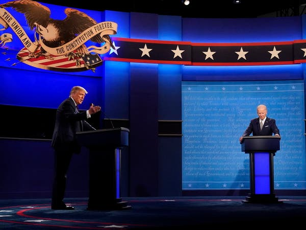 """بعد """"شجار"""" ترمب وبايدن.. قواعد جدية للمناظرات الرئاسية"""