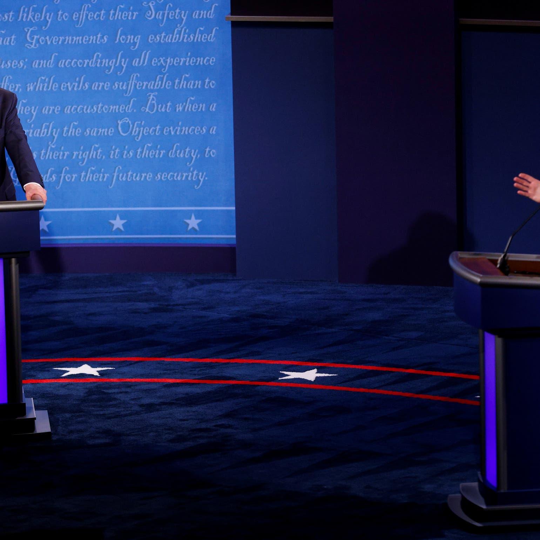 ترمب لن يشارك في المناظرة الافتراضية المقبلة مع بايدن