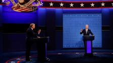 Trump-Biden debate audience slumps below 2016 record, early data show
