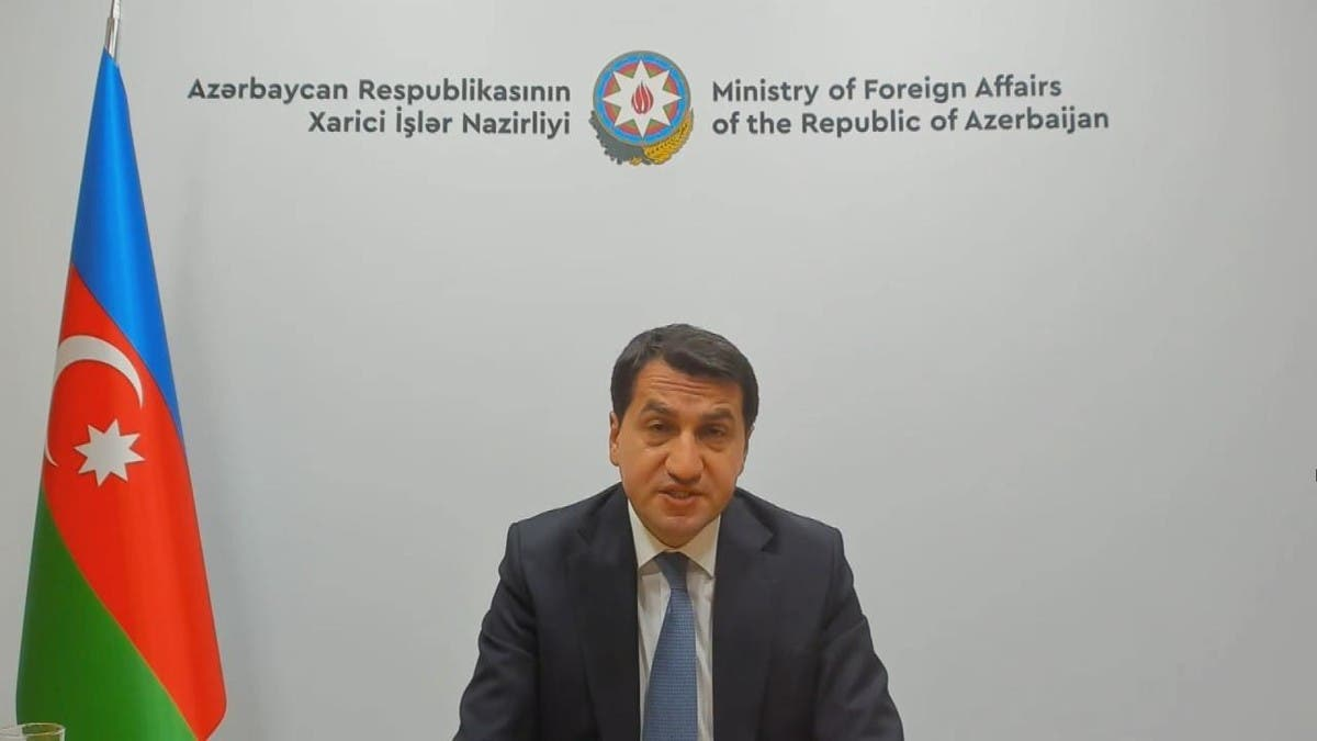 Azerbaijan does not need mercenaries in conflict with Armenia: Presidential aide thumbnail