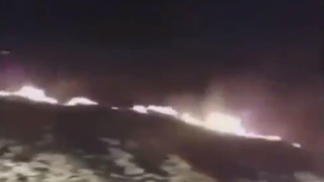 صواريخ على مطار أربيل
