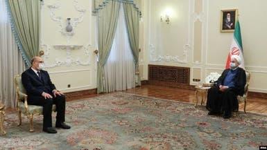 روحاني وقائد فيلق القدس يشيدان بالسيستاني.. وشريعتمداري يعتذر