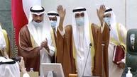 الشيخ نواف الأحمد الجابر الصباح يؤدي اليمين أميراً للكويت