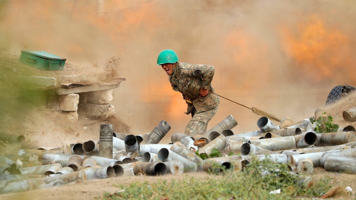 حرب فعلية..ناغورنو كاراباخ تؤكد لا حوار قبل وقف النار