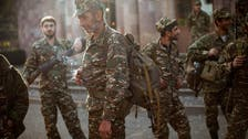 Nagorno-Karabakh military death toll rises to 604 since September
