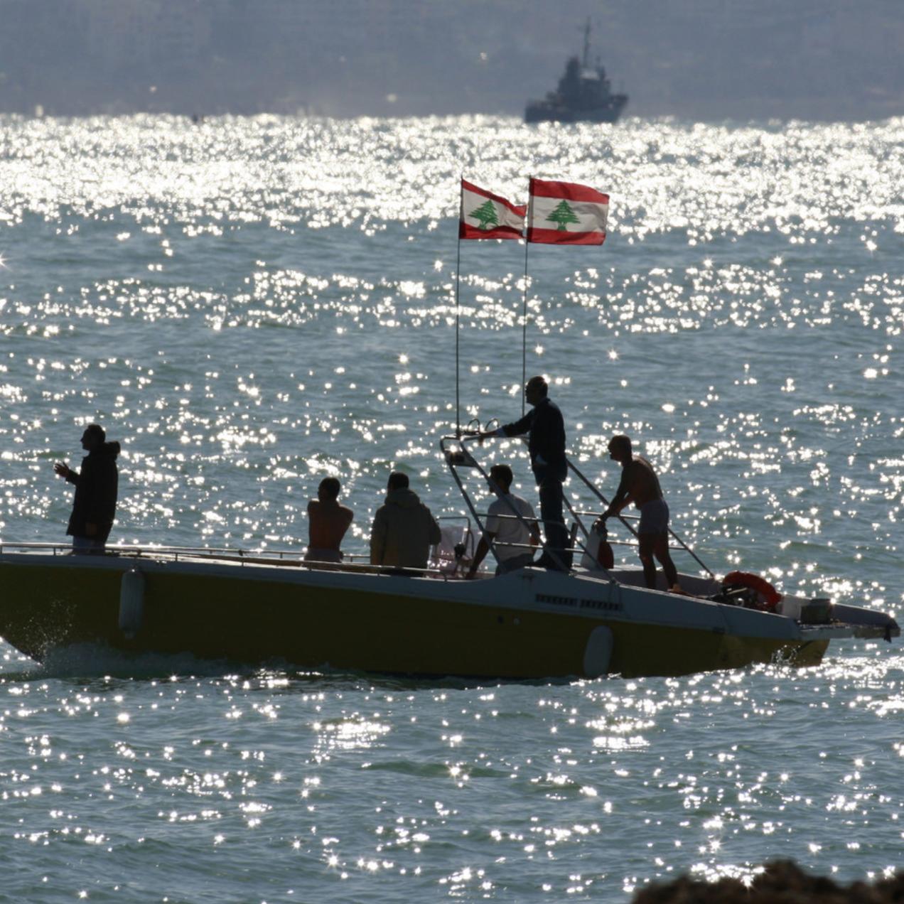 لبنان: مفاوضات مع إسرائيل حول ترسيم الحدود