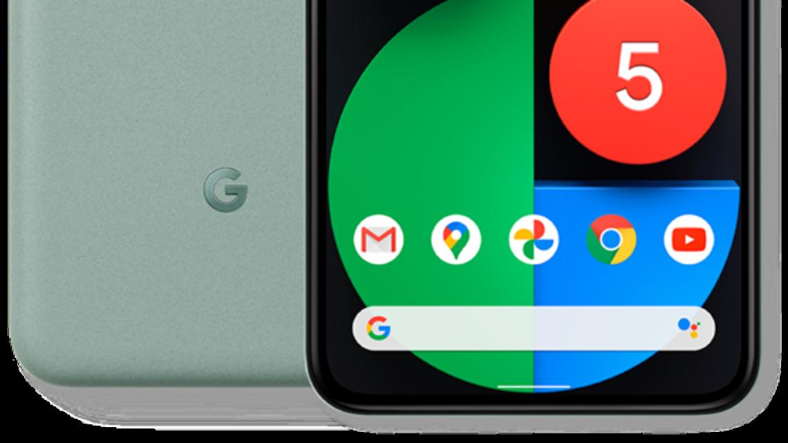 بكسل 5 - هاتف غوغل - أسواق