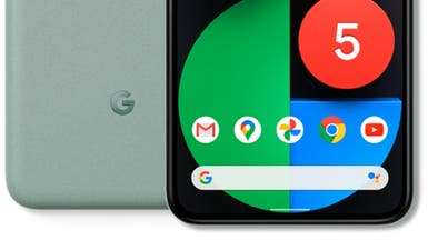 غوغل تطرح هاتفين يدعمان الجيل الخامس