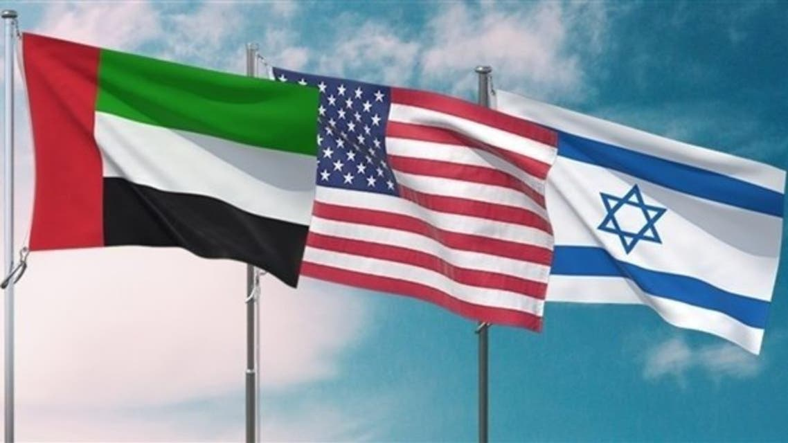 USA, UAE and Israel