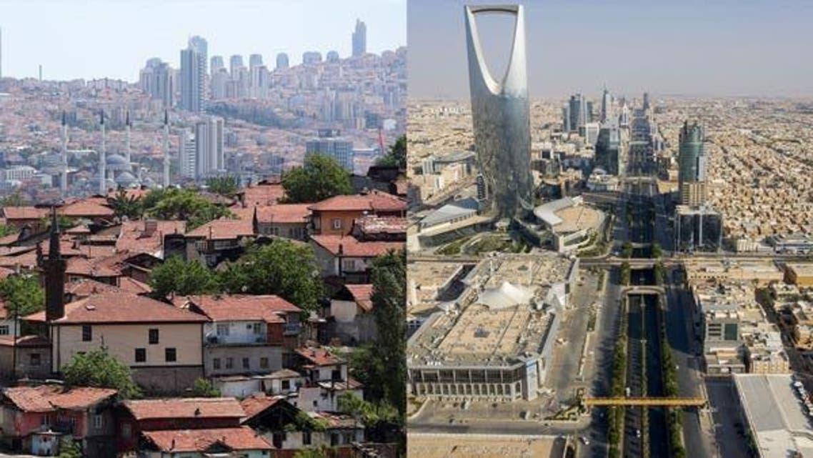 Turkey Saudi Arabia