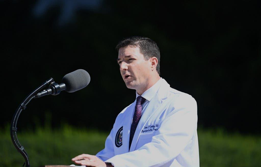 الطبيب شون كونالي