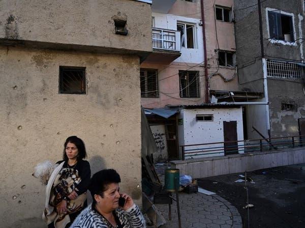 أذربيجان تحشد نحو كاراباخ.. وفاتورة باهظة على المدنيين