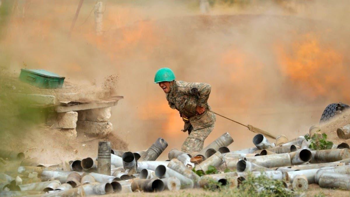 Azerbaijan claims advance in Karabakh, Armenia vows historic struggle thumbnail