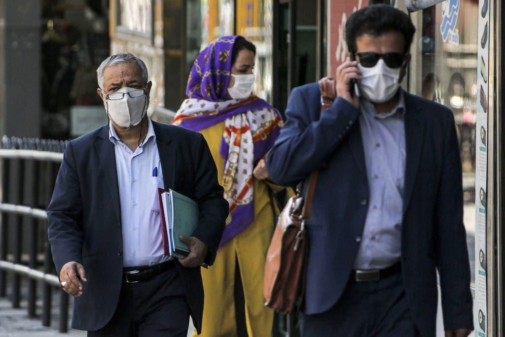 از خیابان های تهران - خبرگزاری فرانسه