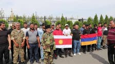 Armenian Yazidis join fight against Azerbaijan in Nagorno-Karabakh
