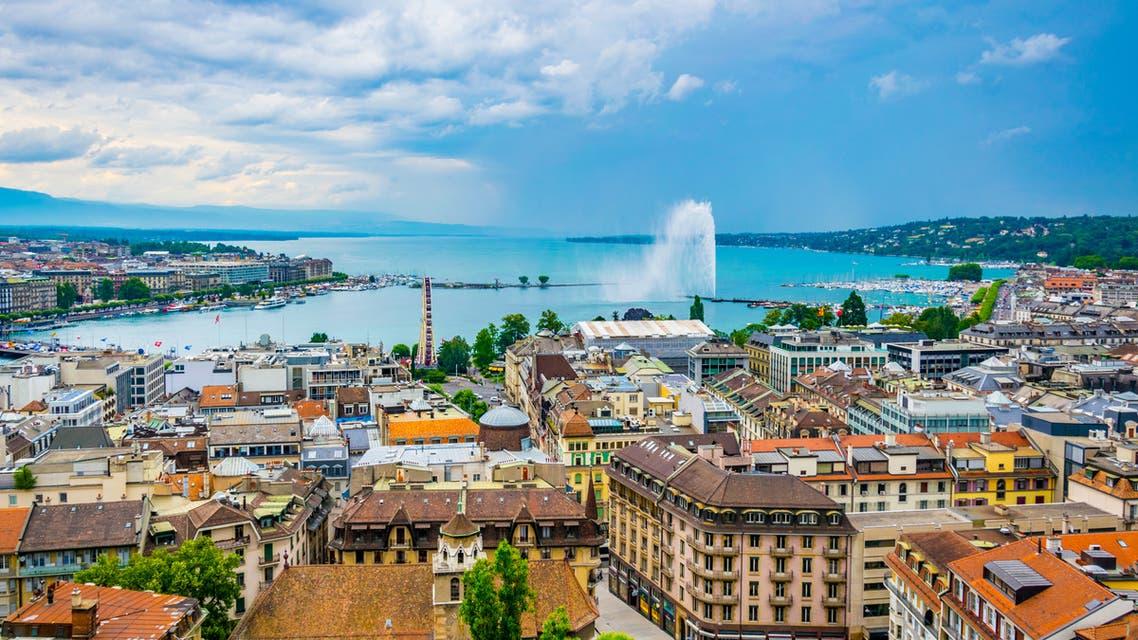 مدينة جنيف اقتصاد سويسرا