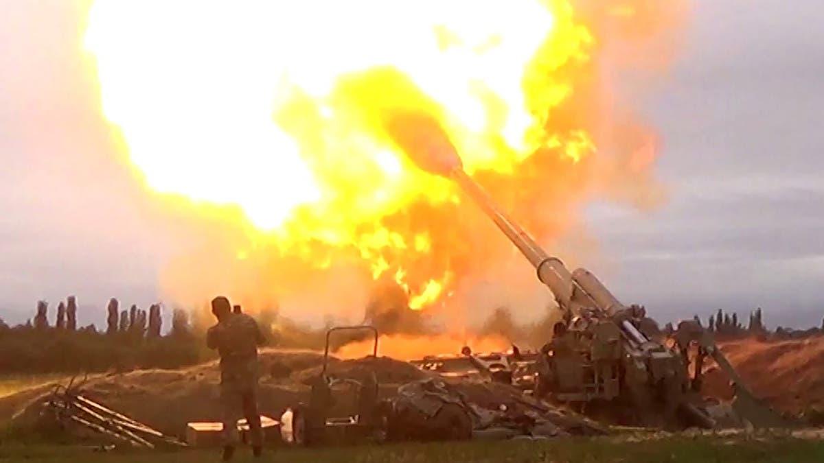 Armenia accuses Azerbaijan of violating new ceasefire over disputed Nagorno-Karabakh thumbnail