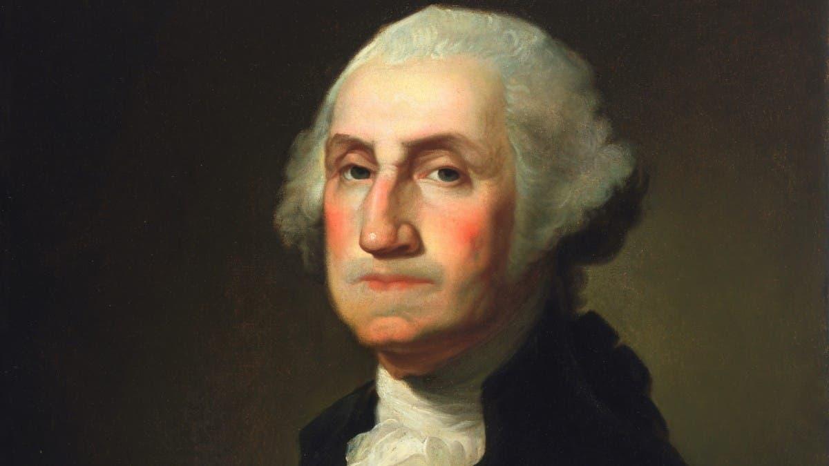 الرئيس الأميركي جورج واشنطن