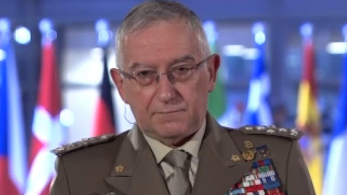 رئيس اللجنة العسكرية في الاتحاد الأوروبي