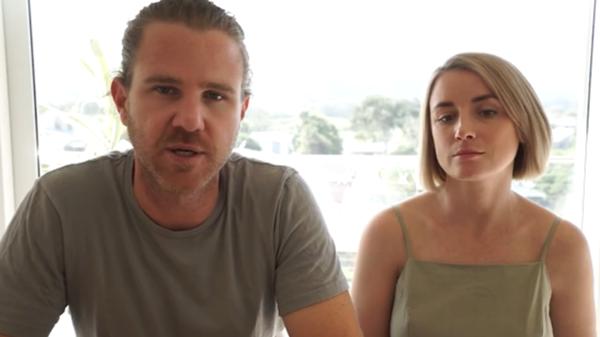 """زوجان أستراليان ذهبا للسياحة لإيران.. فسجنا بتهمة """" التجسس"""""""