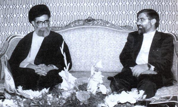 مير حسين موسوي وخامنئى