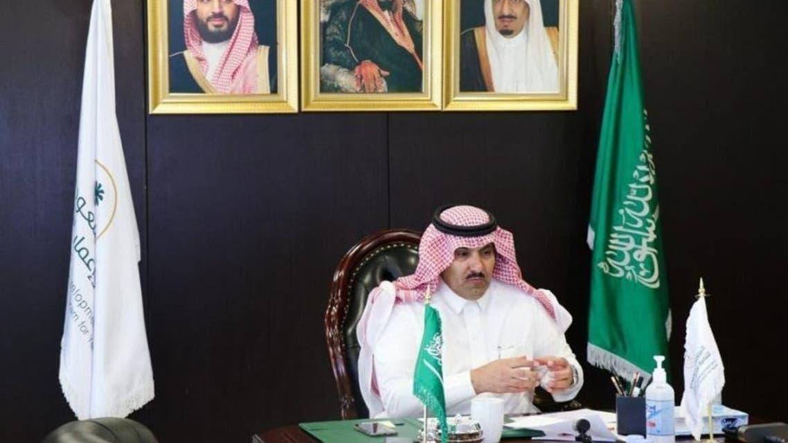محمد بن سعید آل جابر