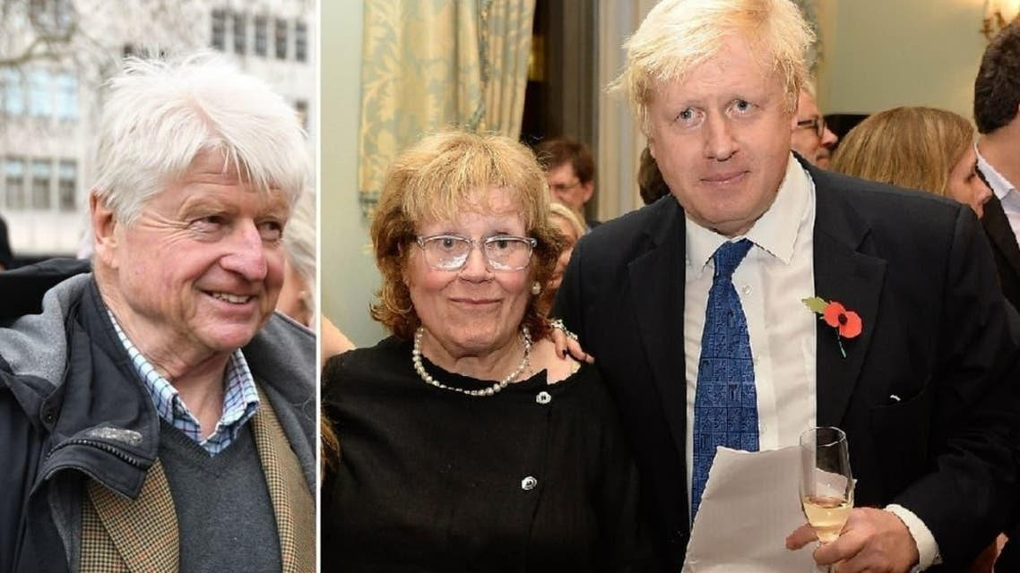 London: Borus johnson's family