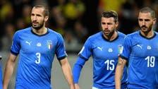 تأجيل انضمام بونوتشي وكيليني إلى معسكر إيطاليا