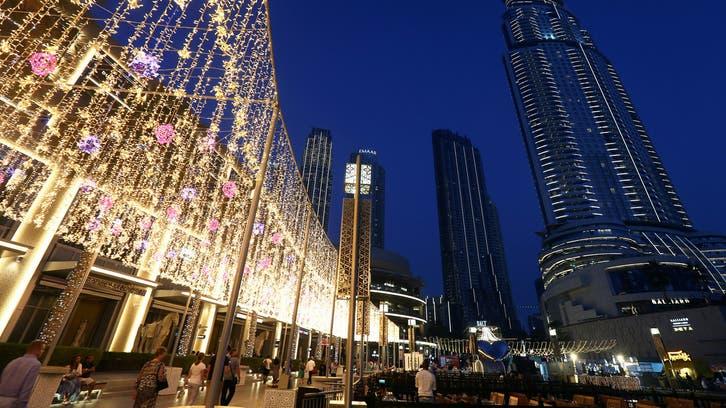 أكبر تدفق سياحي على دبي منذ الجائحة