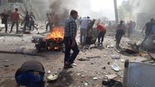 بعد انفجار الباب.. إضراب ضد الفلتان وانتهاكات فصائل تركيا