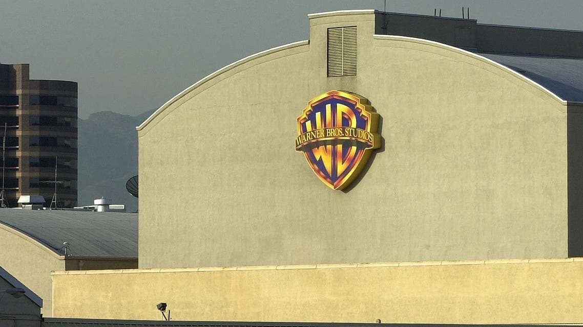 Warner Bros studios AFP