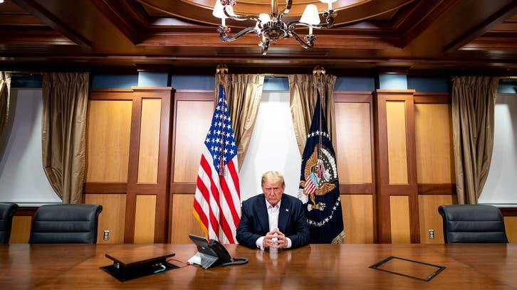 ترمب من قلب البيت الأبيض: لا تخافوا الفيروس ستهزمونه