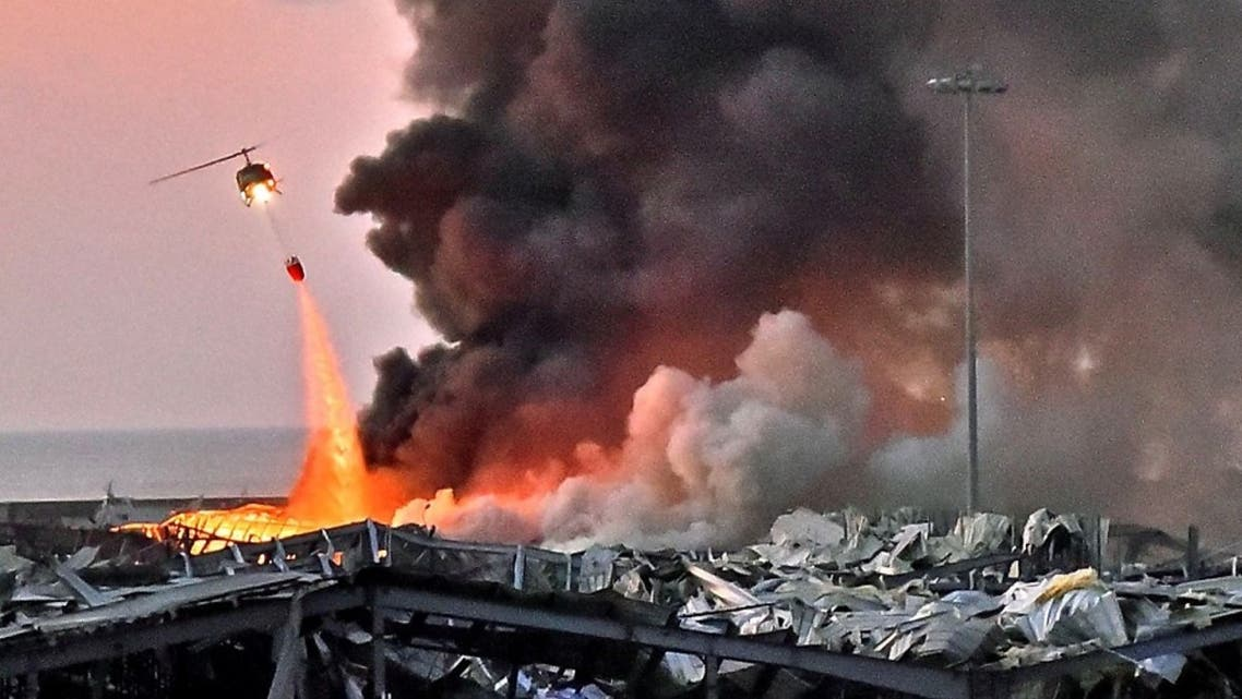 الانفجار كان بقوة 5 % من قنبلة هيروشيما