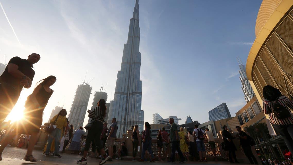 اقتصاد دبي سياحة مناسبة