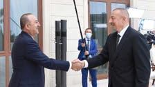Turkey's FM criticizes calls for truce, denounces Armenia on trip to Azerbaijan