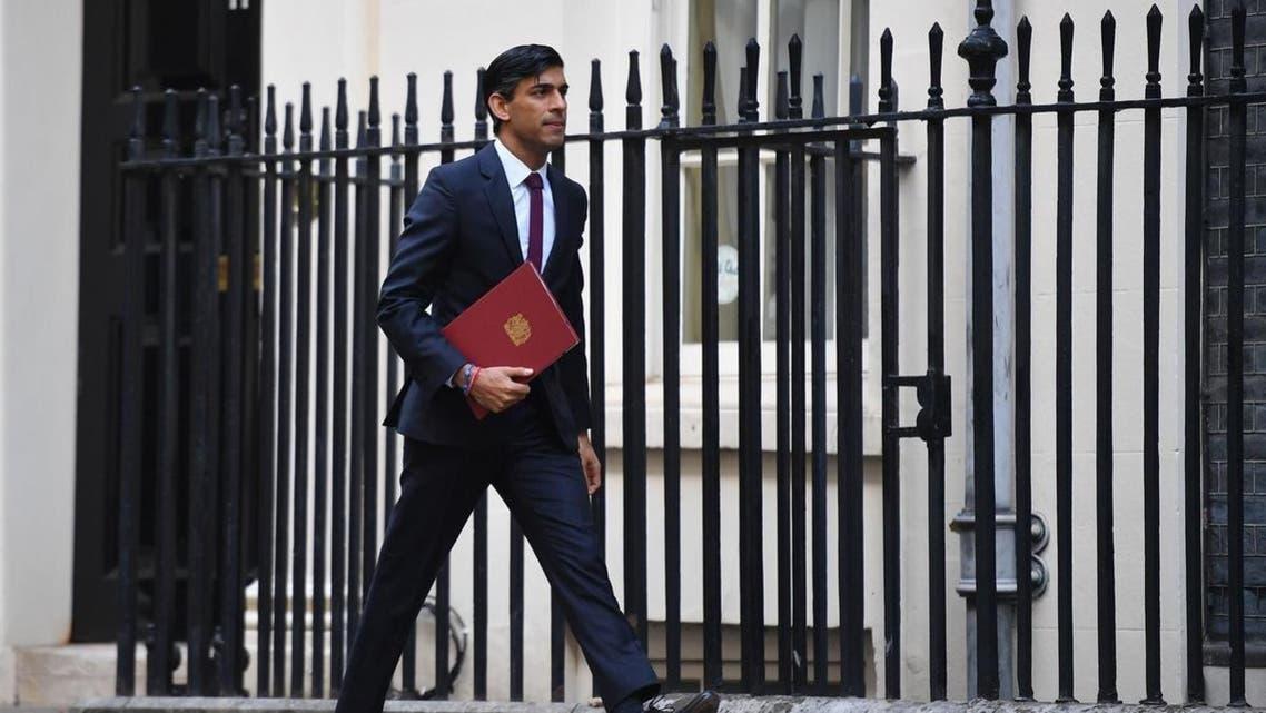 وزير الماليةالبريطاني ريشي سوناك