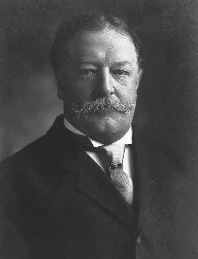 صورة للمرشح الجمهوري تافت