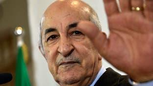 الرئاسة الجزائرية تكشف تفاصيل الحالة الصحية لتبون