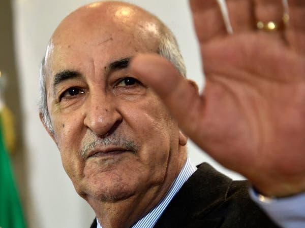 رئيس الجزائر يعود إلى ألمانيا للعلاج من مضاعفات كورونا