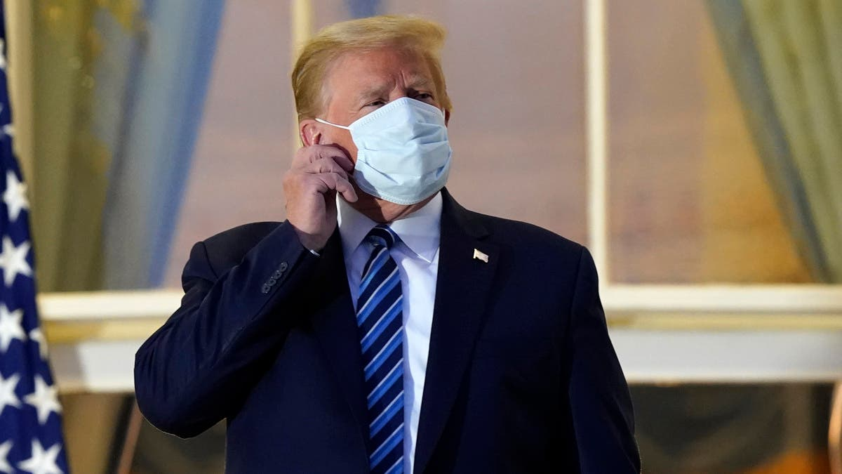 US elections: Trump to hold first rally next week since coronavirus infection thumbnail