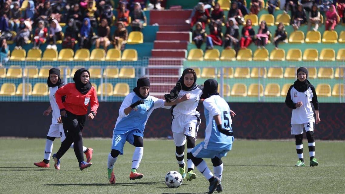 فوتبال زنان افغانستان