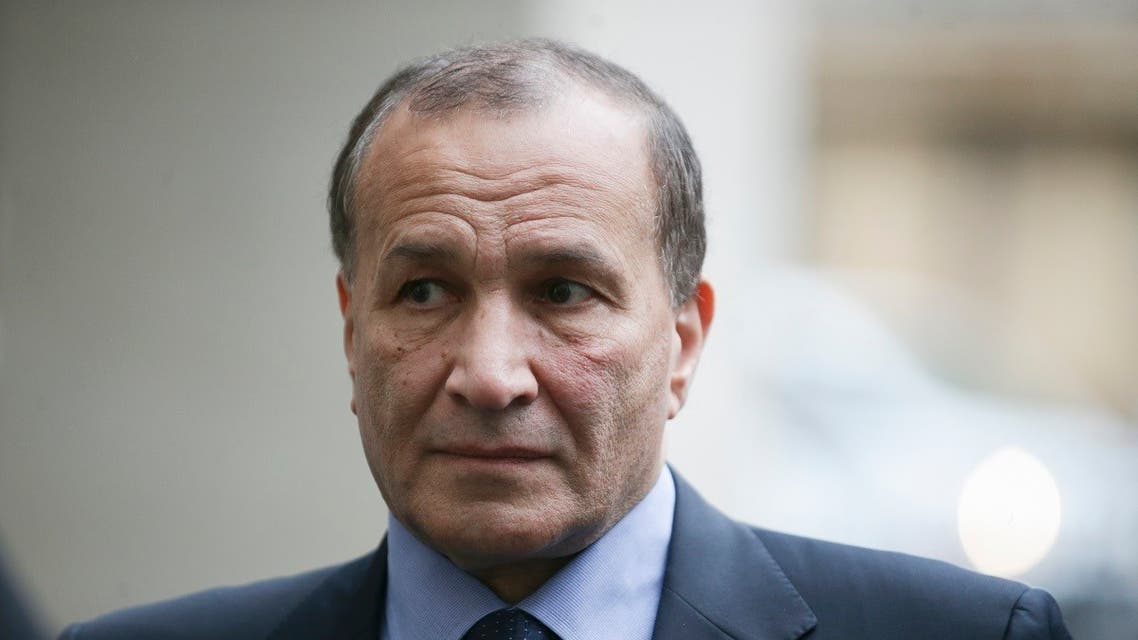 Basil al-Jarah, Iraq partner of Monaco-based firm Unaoil, arrives for a first appearance at Westminster Magestrates Court in London on December 7, 2017. (AFP)
