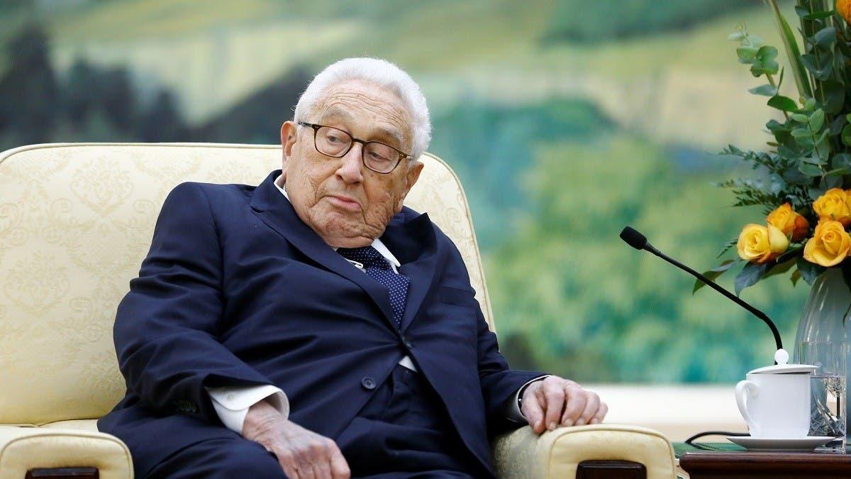 Henry Kissinger says US needs 'new way of thinking,' warns of blowup with China thumbnail